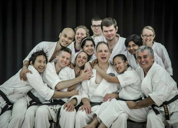UNL Shotokan Karate of America Club 20th Anniversary